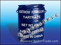 ANTIMONY POTASSIUM TARTRATE