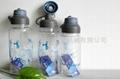 运动水壶吸水杯 5