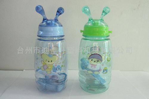 运动水壶吸水杯 2