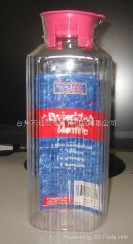 塑料瓶drinking bottle 1