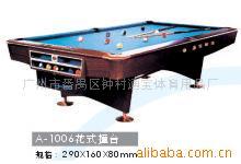 桌球台 1