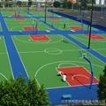 籃球場地材料丙烯酸 1