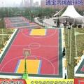 篮球场地材料丙烯酸 3