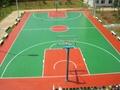 籃球場地材料丙烯酸 4