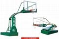 广州厂家直供 手动液压篮球架