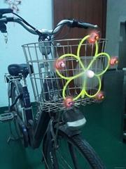 自行车防撞器