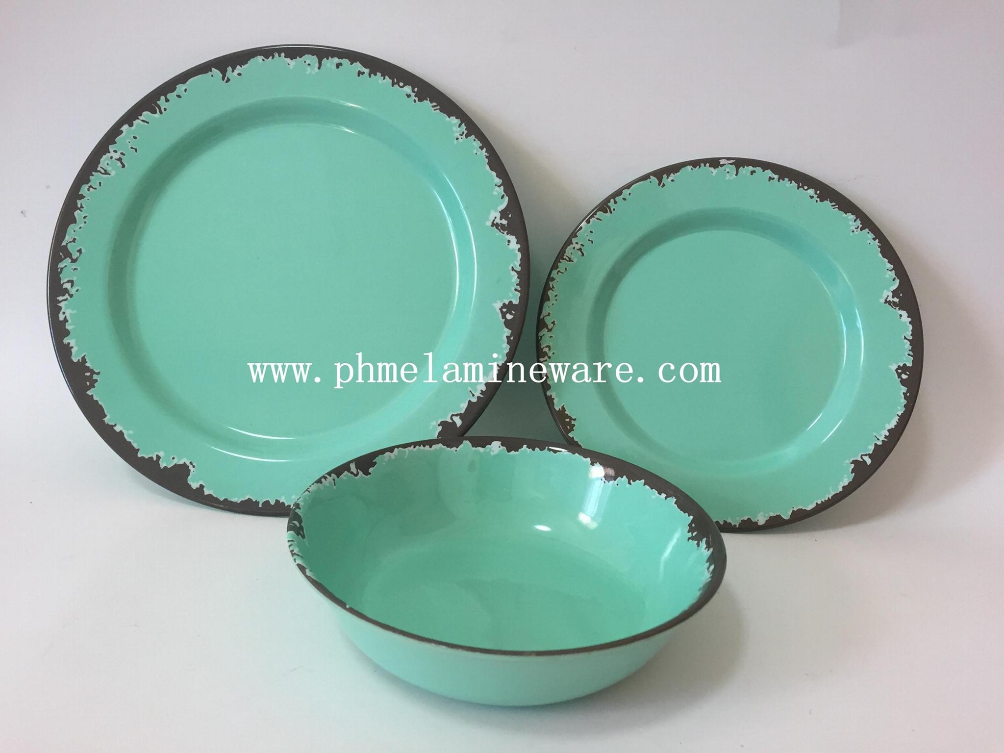 美耐皿密胺餐具 4