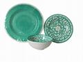 hot selling melamine dinnerware set ( 3 pcs of set) 1
