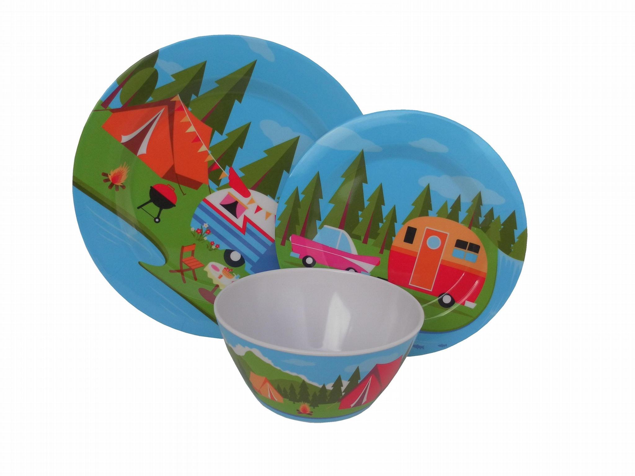 美耐皿餐具 1