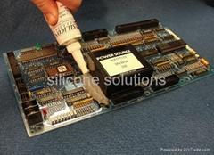 电子行业应用产品硅胶