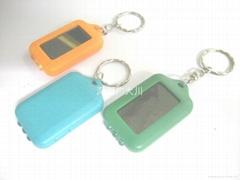 太阳能灯钥匙扣