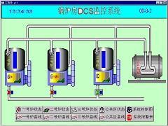 北京華夏日盛HX-RS系列鍋爐房自動控制系統