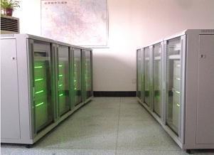 太阳能蓄电池供电高精度无线温度采集系统北京华夏日盛专业定制 5