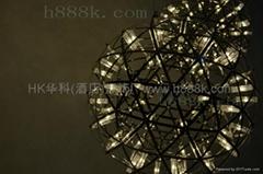 LED  Planet chandelier  MOOOI