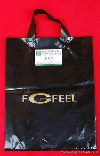 深圳供应服装PO手提袋环保袋 1