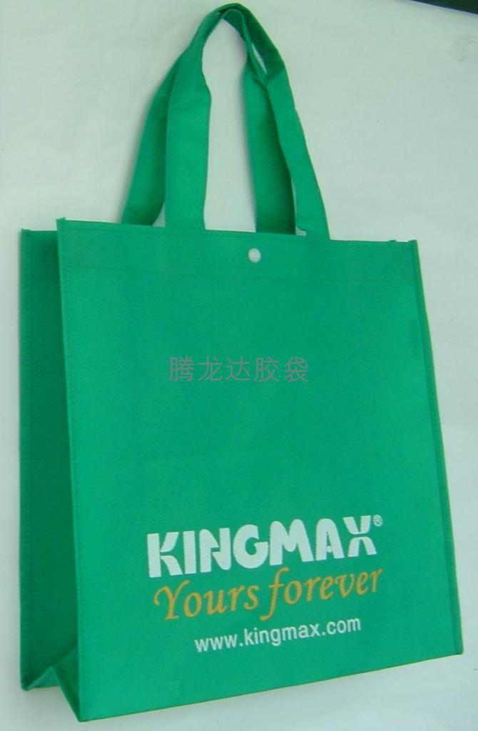 供應服裝手提袋 環保袋 4