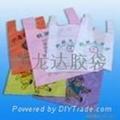 深圳供应服装PO手提袋环保袋 5