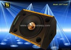 Neodymium Coaxial Audio Speaker Equipment (15XT)
