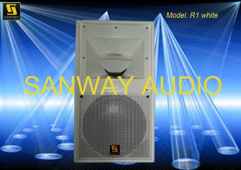 R1 Professional Line Array Pa Speakers Audio System, Pro Audio speaker sound box 3
