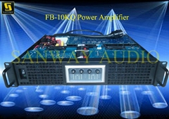 4CH Switching Amplifier, Sound Amplifer (FB-10KQ)