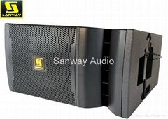 VRX900 Series Powered Line Array/ Active Line Array (VRX932LAP+VRX918SP)