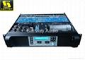 4 x 1300W 13kg Lightweight DSP Amplifier