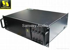 DA5008 8CH Class D Stereo Digital Audio Power Amplifier