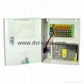 CCTV Power box