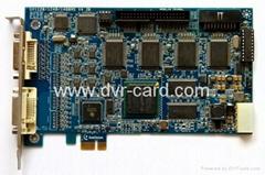 Geovision dvr cards  GV-1480A