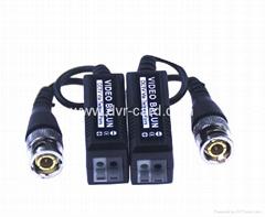BNC Video Balun Passive Twisted-pair Transmitter