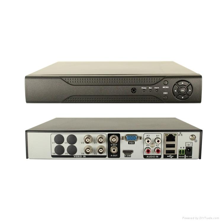 4 CH 1080P  DVR