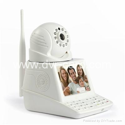 Support SD and U Disk video recording Network Phone  1
