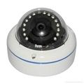 1080P Hi3516C CMOS HD Outdoor IR-Dome