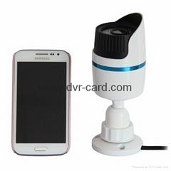 2.0 Megapixel HD Network Mini IR-Bullet Camera