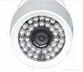 Color Digital Water-resistant IR IP CCTV Camera with PAL and NTSC TV System