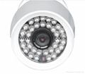 Color Digital Water-resistant IR IP CCTV