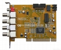 DVR Board HS-6802A
