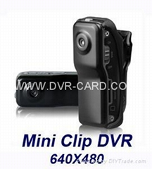 Mini Clip DVR