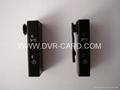 Button DVR camera