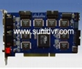 Video Card  32 channels HS-6808A