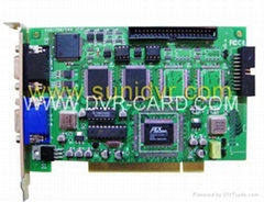 CCTV DVR Board GV-650 V3.01