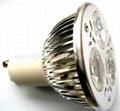 GU10,E27,MR16,E14 3W LED spotlight ,LED lamp,LED bulb lamp,LED high power lamp
