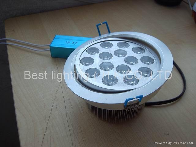 LED down light/LED吸顶灯 1
