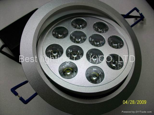 LED down light/LED吸顶灯 2