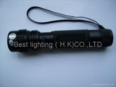 Rechargeable high power LED Torch/Flashlight
