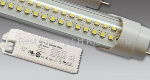 External driver LED tube lamp 2