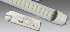 外置电源T8 SMD LED 灯管
