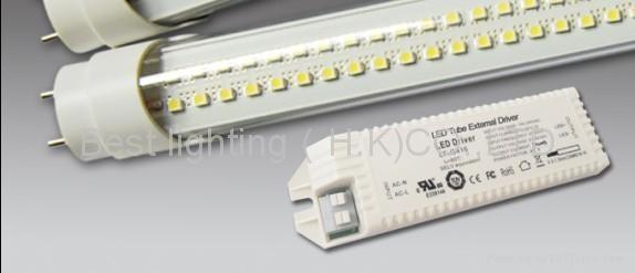 外置电源SMD LED 灯管 2
