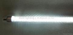External driver T5 SMD LED tube lamp