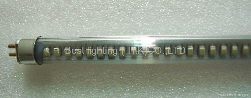 内置电源T5 SMD LED 灯管 2